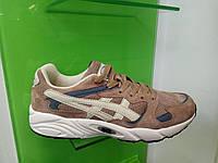 Мужские кроссовки Asics gel- diablo бежевые, фото 1