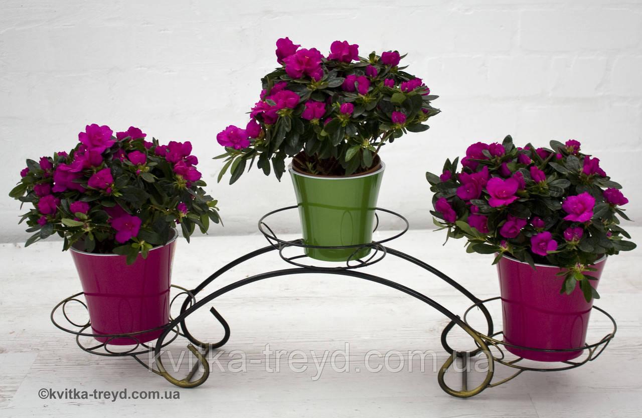Кована підставка для квітів Місток малий