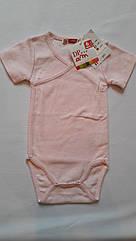Боди для ребенка DPam нежно-розовый