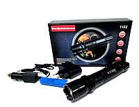 Электрошокер фонарик Scorpion 1102 Хит продаж!