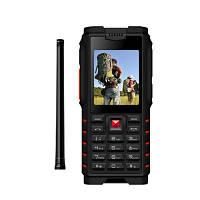 Противоударный телефон-рация  iOutdoor Т2    2 сим,2,4 дюйма,1,3 Мп,4500 мА/ч,IP68.