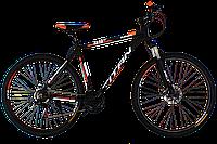 """Горный велосипед TITAN Atlant 29"""" (Black-Orange-White), фото 1"""