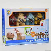 Карусель заводная D 120 (36) мягкие игрушки, в коробке