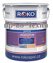 Полиуретановая эмаль Rokopur email RK 400, пр-во Чехия