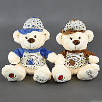 """Мягкая игрушка """"Мишка"""" С 22957 (150) 2 цвета, 28см"""