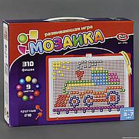 Мозаика 2705 (18) 310 фишек, в коробке