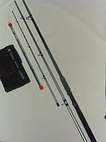 Удилище фидерное combat feeder 3.6m 80 \100\120g