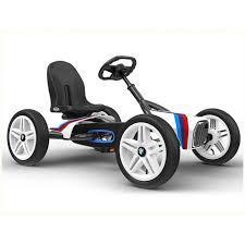 Велокарт BMW Street Racer Berg 24.21.64.00. Веломобиль детский