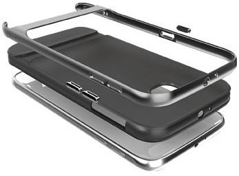 TPU + PC чехол c подставкой iphone 6 plus / 6s plus