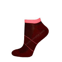 Носки женские спортивные укороченные, фото 1