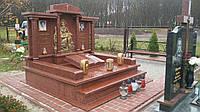 Пам'ятник надгробний з Лезніківського граніту Е188, фото 1