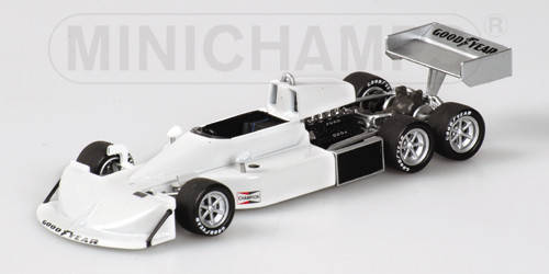 MARCH FORD 2-4-0 - ´6-WHEELER´ - 1976. 1/43 MINICHAMPS 436760699, фото 2