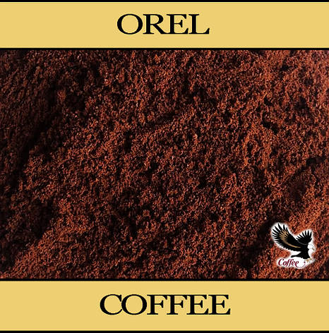 Кофе молотый Европейский Купаж 40%/60% ящик 20кг*131грн, фото 2