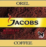 Кофе молотый Jacobs Monarch Экспрессо весовой 1кг