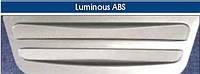 АБС Luminous с эффектом металлической поверхности