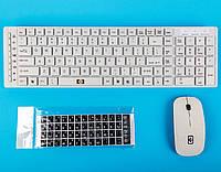 Беспроводной набор (клавиатура+мышь), Dellta Computer, DC-419, фото 1