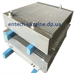 CompAir ZS1046790, 1046790, ZS 1046790 масляный теплообменник, охладитель