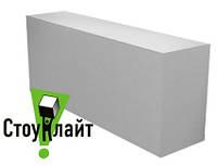 D 500 Газобетон Стоунлайт 600х200х300 стеновой блок