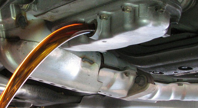 Замена масла в КПП (автомат или механика)