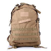 Армейский походный рюкзак Bulat brown