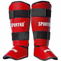 Защита для ног Sportko арт. 331 (размер L)