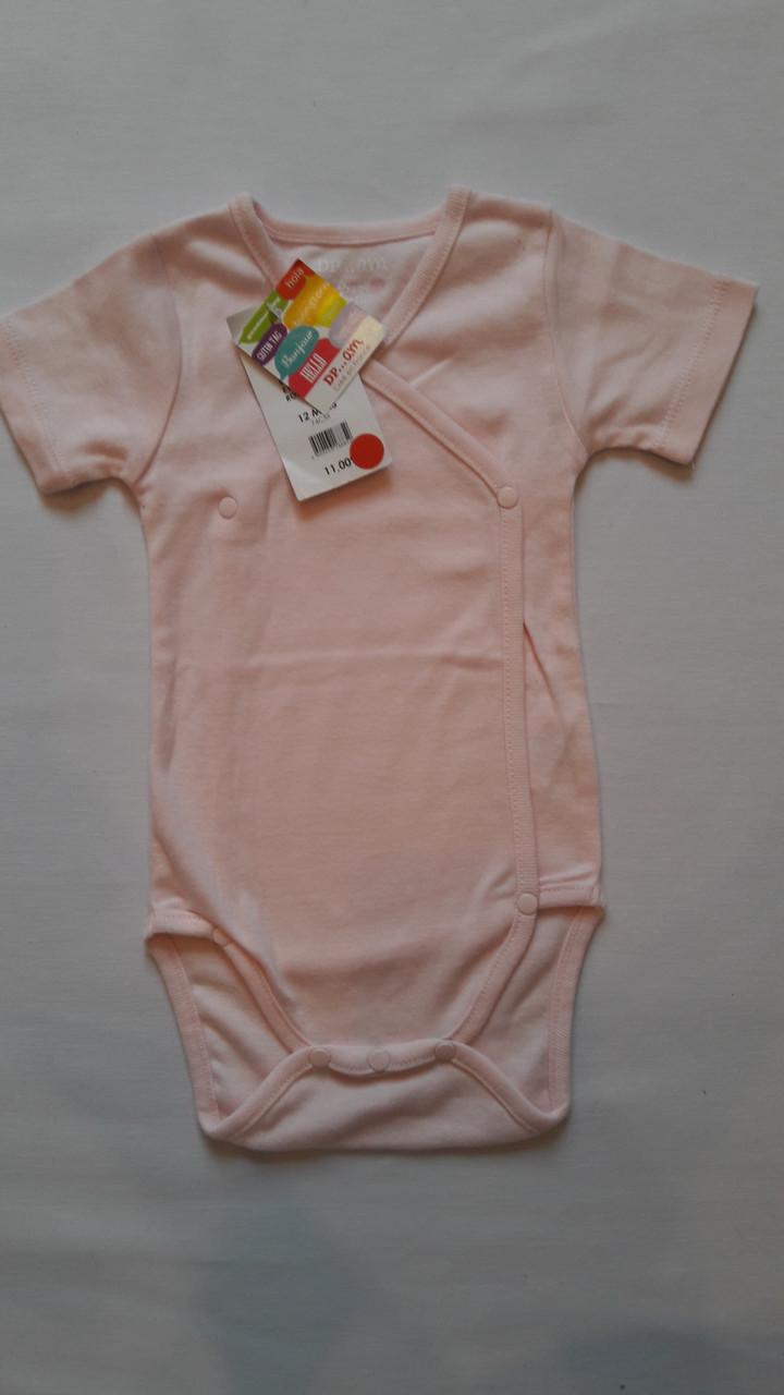 Боди для ребенка DPam розовый
