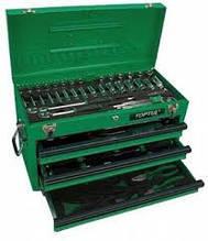 Ящик с инструментом  3 секции 82 ед. Toptu GCAZ0016 (Тайвань)