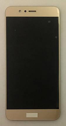 Модуль (сенсор+дисплей) для Huawei Nova 2 Plus gold , фото 2