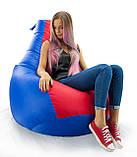 Крісло груша «Комфорт Комбі» з тканини Оксфорд 420, фото 7