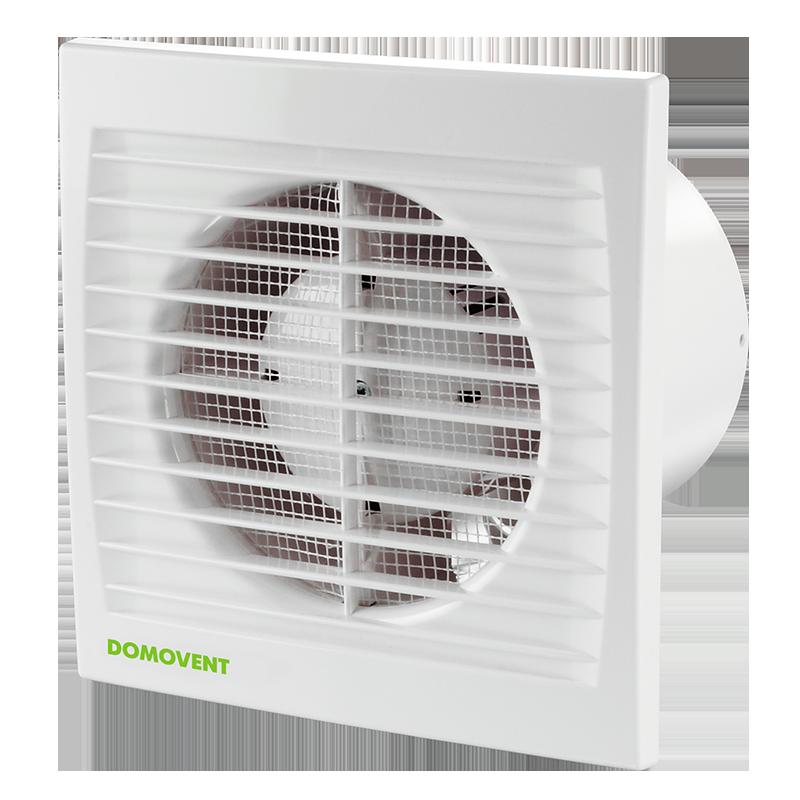 Бытовой вентилятор Домовент 125 С1