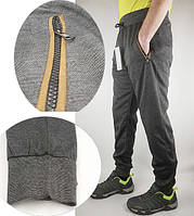 Спортивные штаны трикотажные под манжет 3 кармана