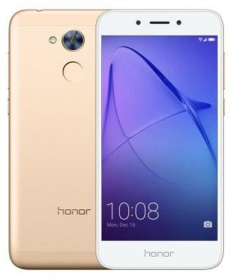 """Смартфон Huawei honor 6A (DLI-TL20) 2/16GB Gold, 8 ядер, 13/5Мп, 5"""" IPS, 2sim, 4G, 3020мАh, Android 7.0, фото 1"""