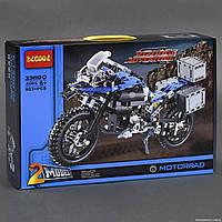 Конструктор 3369 А (12/2) 603 дет, в коробке