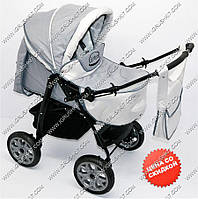 Коляска для детей Viki 86-40 /серый/