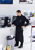 Обучение персонала работе на кофеварке