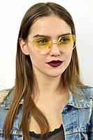 Cолнцезащитные женские очки CHANEL с однотонным градиентом