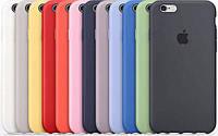 Оригинальный Силиконовый чехол Apple\Original silicone case for iPhone 6 plus\6s plus (Original)