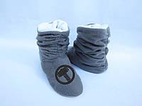 Тапочки  ботинки Тор / домашние тапочки детские