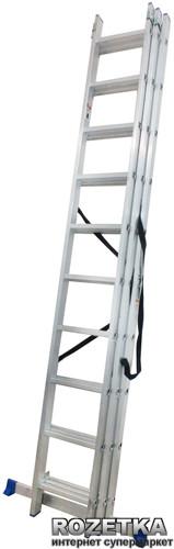 Универсальная лестница Werk LZ3210B 3х10 (35276)