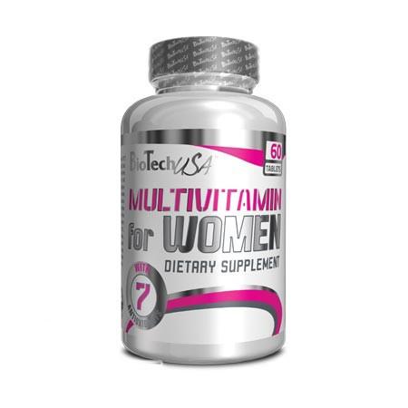 Мультивитамин Вумун / Multivitamin for Women / 60 таблеток