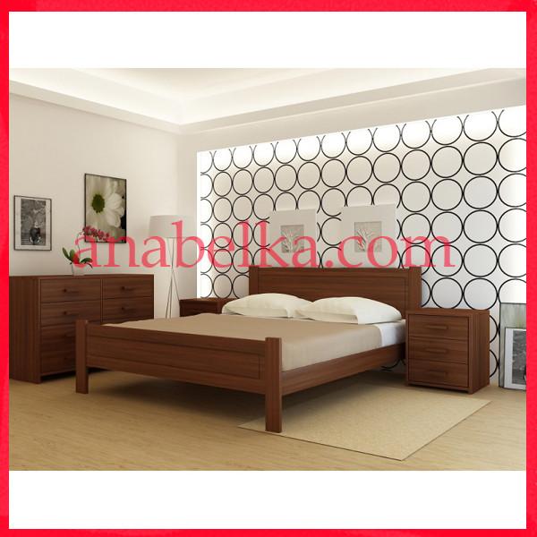 Кровать деревянная  Дублин   (Анабель)