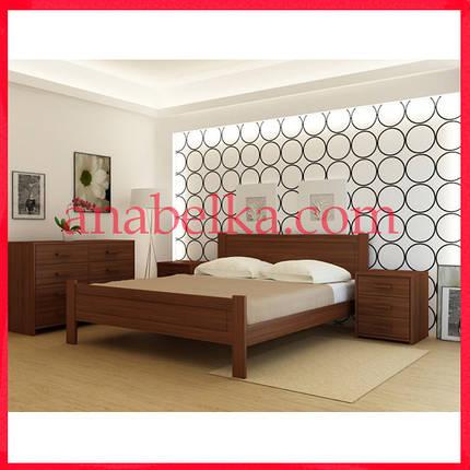 Кровать деревянная  Дублин   (Анабель) , фото 2