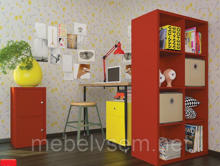 Модульні меблі Доміно кольорове D2D1 від VIP master