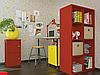 Модульная мебель Домино цветное D2D1 от VIP master