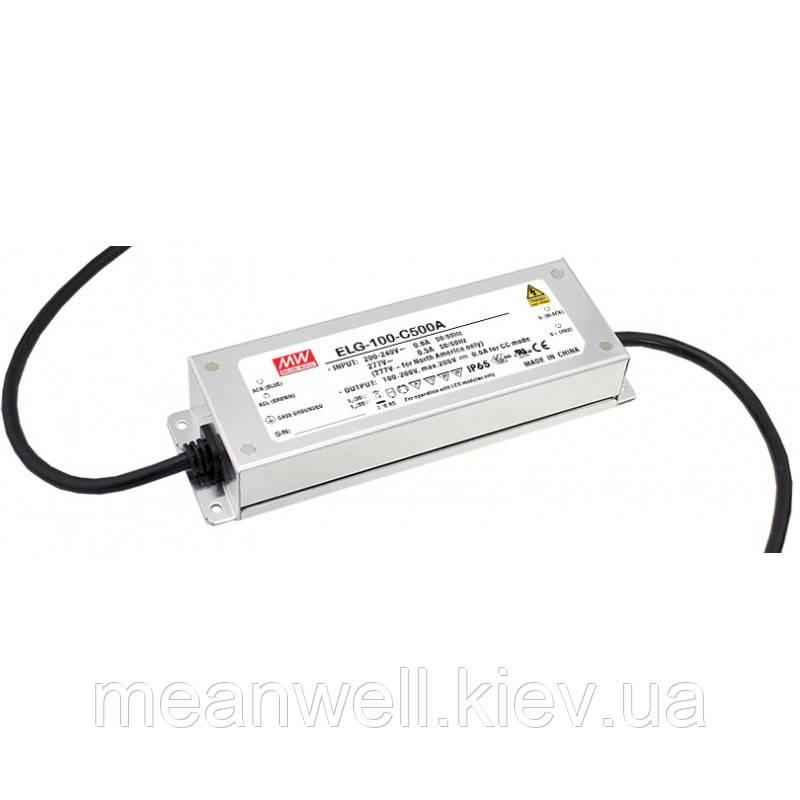 LED драйвер DALI Mean Well ELG-100-C350DA