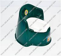 """Гр Горшок-кресло детский - съёмный стакан (10) - цвет зеленый """"K-PLAST"""""""