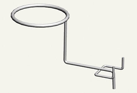 Крючки торговые для головных уборов, фото 2