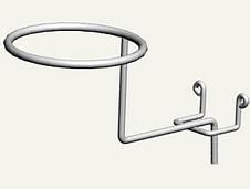 Крючки торговые для головных уборов, фото 3