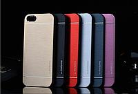 Чехол для iPhone 4/4s или 5/5s Motomo Метал (Копировать)