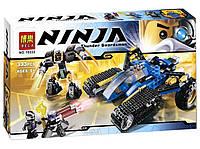 """Конструктор Bela Ninja (аналог Lego Ninjago) 10222/31038  """"Внедорожник Молния"""", 333 дет, фото 1"""